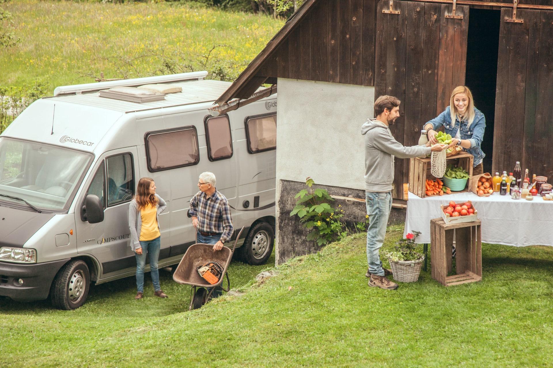 Campen am Bauernhof: Stellplätze gesucht - landwirt-media.com