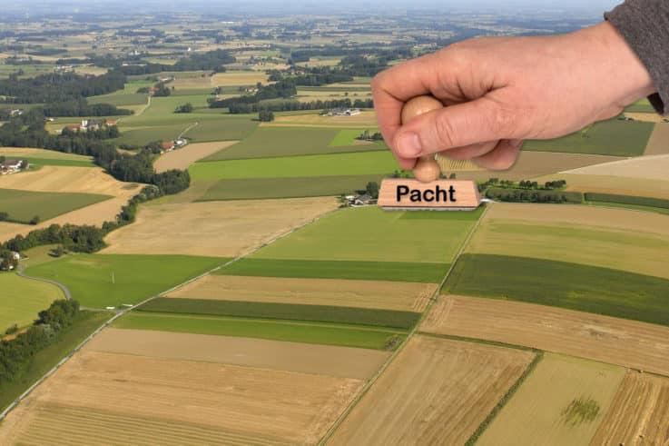 Pachten Landwirtschaft