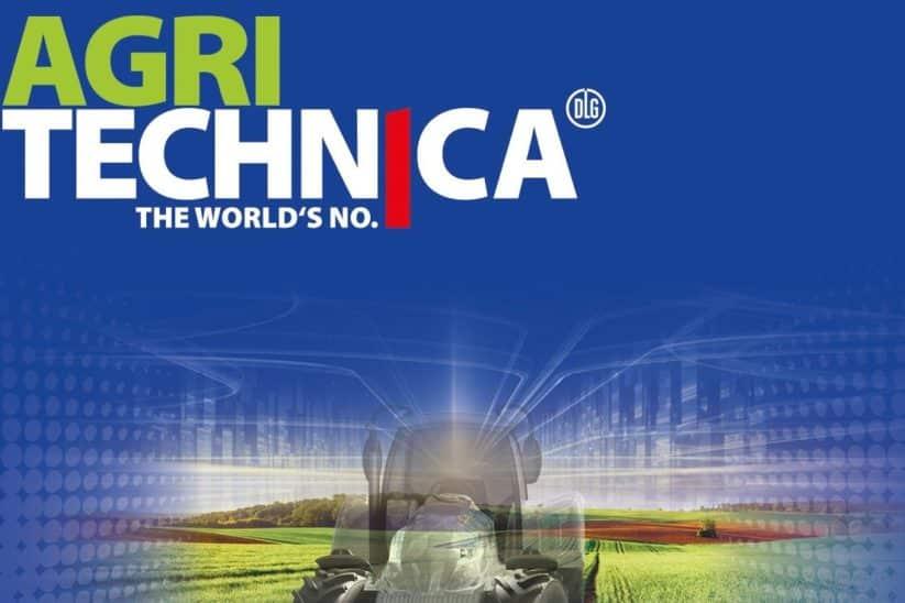 Agritechnica 2021 Weltleitmesse Landtechnik
