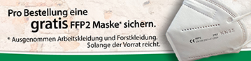 Banner FFP2 Maske