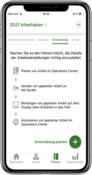 Operations Center mobile version app