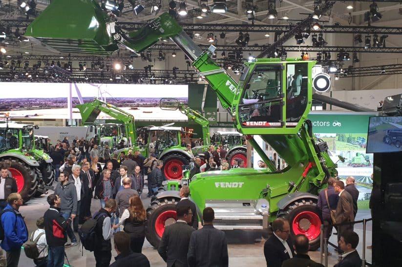Agritechnica verschiebung 2022 2021