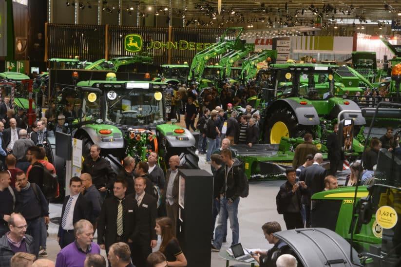 Agritechnica 2021 John Deere